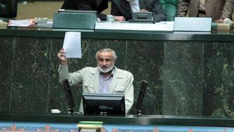 نادران: رد مصوبه تلفیق عروسی دولت است