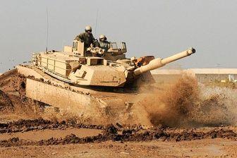 آزادسازی منطقه «جزیره سامراء» از دست داعش