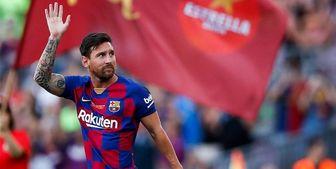 اطلاعیه بارسلونا درباره مسی و دمبله / عکس