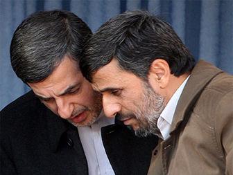 مشایی؛ مدودفِ احمدی نژاد می شود؟!