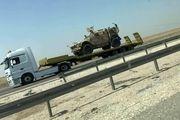 حمله به دومین کاروان لجستیکی آمریکا در جنوب عراق