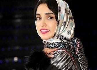 حضور بازیگر زن «ممنوعه» روی فرش قرمز جشنواره فجر/ عکس