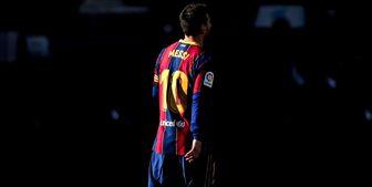 رکورد شکنی دوباره لیونل مسی در فوتبال