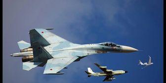 رهگیری جنگندههای فرانسه توسط روسیه
