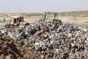 جمعآوری زبالهها در مناطق سیل زده خوزستان
