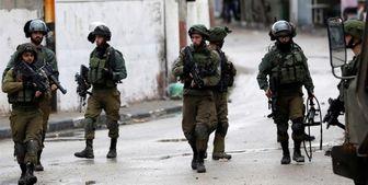 وحشی گری نظامیان صهیونیست در کرانه باختری