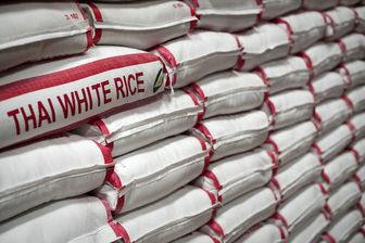ترخیص و بارگیری محموله ۶ هزار و پانصد تنی برنج در بندر شهید رجایی
