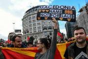 حزب اپوزیسیون مقدونیه به تغییر نام این کشور اعتراض کرد