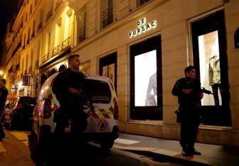 عامل حمله با چاقو در پاریس بازداشت شد