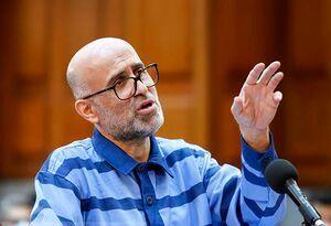 ششمین جلسه دادگاه رسیدگی به اتهامات اکبر طبری/ فرار طبری از پاسخگویی به رئیس دادگاه