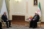 روحانی: تهران آماده گسترش همکاریها با دوشنبه در همه عرصههاست