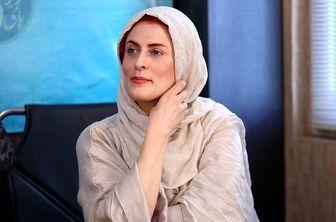 ادای احترام به پرویز پورحسینی به سبک «بهناز جعفری»/ عکس