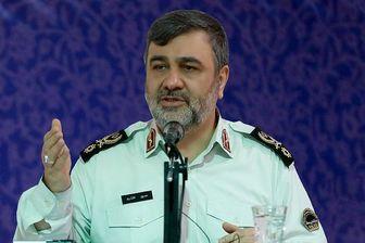 سردار اشتری: پلیس باید حرفهای باشد