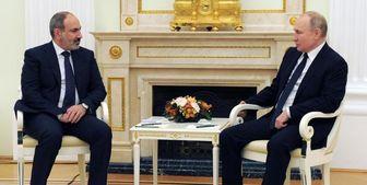 درخواست ارمنستان از روسیه