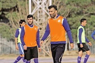 شرط بازگشت عمرانزاده به تمرینات استقلال