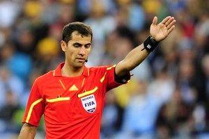 رکورد پنج داوری در جام جهانی ۲۰۱۰