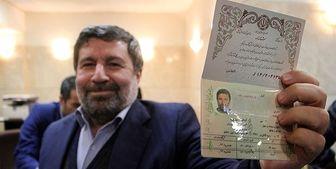 «الیاس حضرتی» کاندیدای ریاست جمهوری 1400 است