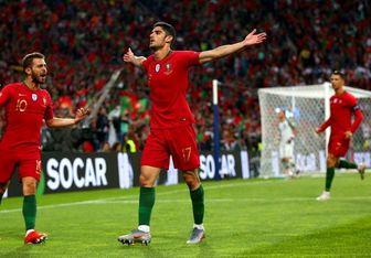 پرتغال قهرمان لیگ ملتهای اروپا شد