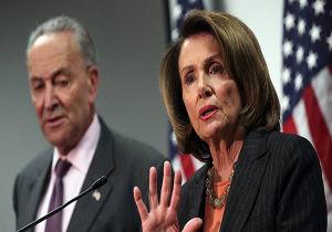 انتقاد شدید سران دموکرات کنگره از سیاستهای ترامپ