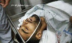 شهادت یک فلسطینی در شرق خان یونس
