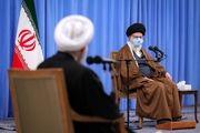 دیدار اعضای شورایعالی هماهنگی اقتصادی با رهبر معظم انقلاب اسلامی/گزارش تصویری