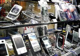 قیمت تلفن همراه کاهش می یابد