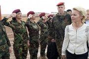 وزیر دفاع آلمان از مانور ناتو بازدید میکند