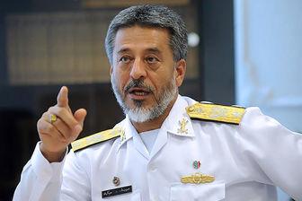 واکنش دریادار سیاری به ادعای مقامهای غربی