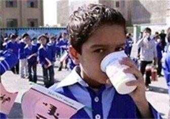 اعتبار پروژه شیر مدارس اعلام شد