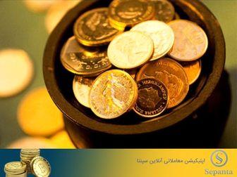 معاملات سکه قلب تپنده بازار طلا