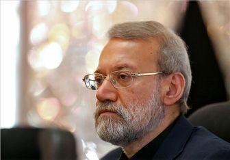 درخواست لاریجانی از نهادهای دولتی