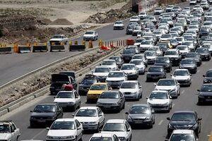 کاهش ۱۴.۸ درصدی تردد در محورهای برون شهری
