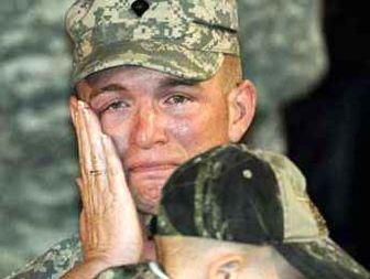سرباز آمریکایی زن باردارش را کشت