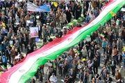 شعار «مرگ بر آمریکا» در بزرگترین تجمع سالانه ایرانیان