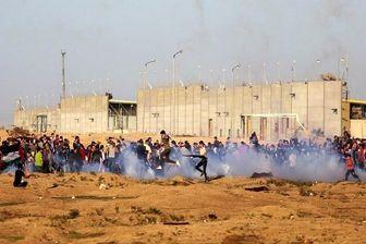 شهادت یک جوان فلسطینی در نوار غزه