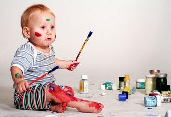ایدههای ناب بازی برای تشویق احساسات کودک