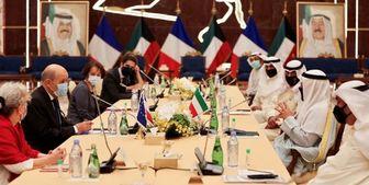 کویت میزبان رایزنی با فرانسه و انگلیس