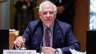 جوزپ بورل: اوضاع در لیبی بد است