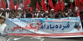 هشدار سفارت آمریکا به اتباعش در پاکستان