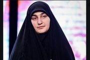 زینب سلیمانی: انتفاضه راه حل است