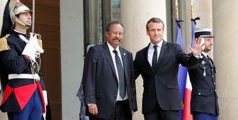 قول ماکرون به سودان+ جزئیات