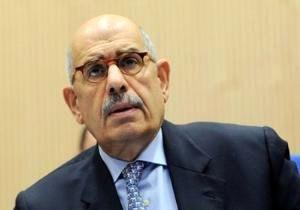 دولت احتمالی البرادعی روابط ایران و مصر را بهبود می بخشد