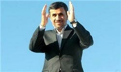 سفر احمدینژاد به کربلا