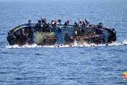 بیش از 1000 مهاجر در دریای مدیترانه جان باختند