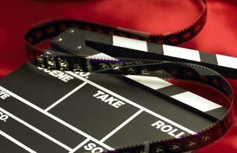 گریم سنگین یک بازیگر در فیلم سمفونی نهم/ عکس