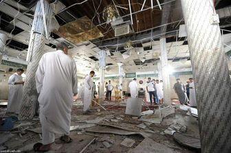 """وقوع انفجار در نزدیکی مسجد """" امام حسین """" در عربستان"""