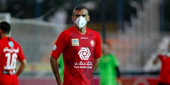 سید جلال حسینی به باشگاه پرسپولیس رفت