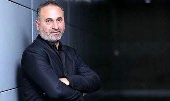 تیپ جدید و جذاب حمید فرخ نژاد /عکس