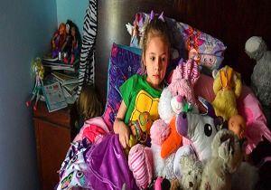 درخواست  دختر بچه 8 ساله از رئیس جمهور آمریکا