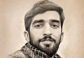 زمان تشییع پیکر شهیدحججی در تهران
